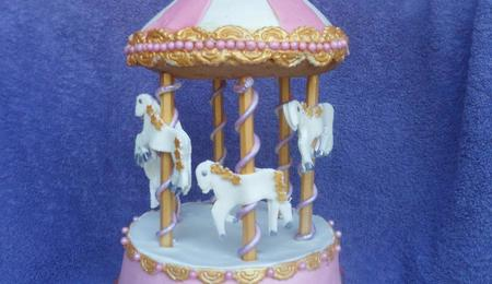 Carousel Horse Cookies - CakeCentral com