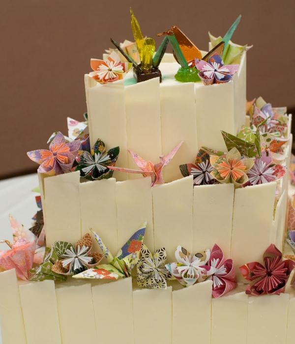 Top Origami Cakes