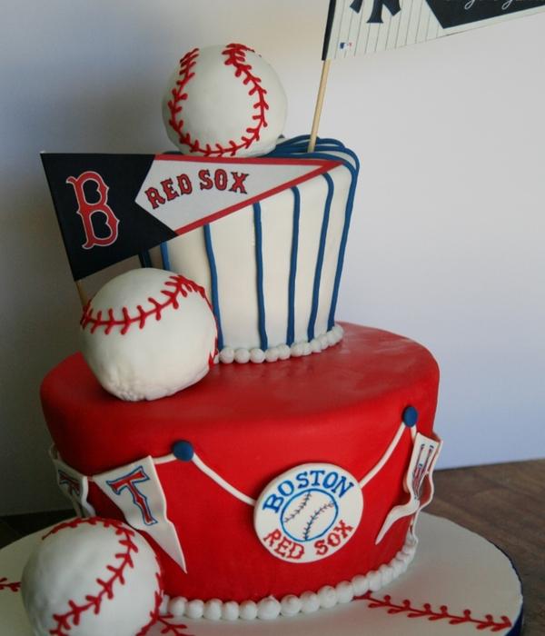 Top Baseball Cakes CakeCentralcom