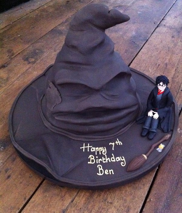 The Sorting Hat And Harry Potter