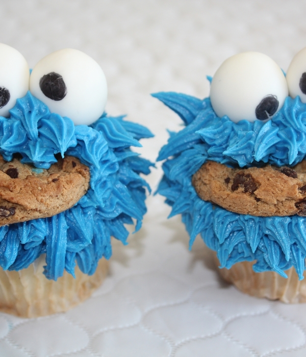 Cookie Monster....