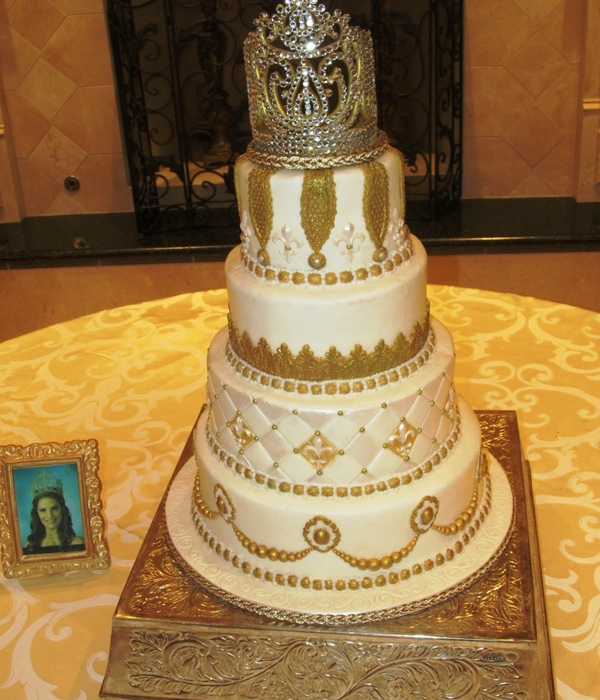 New orleans Cake Decorating Photos