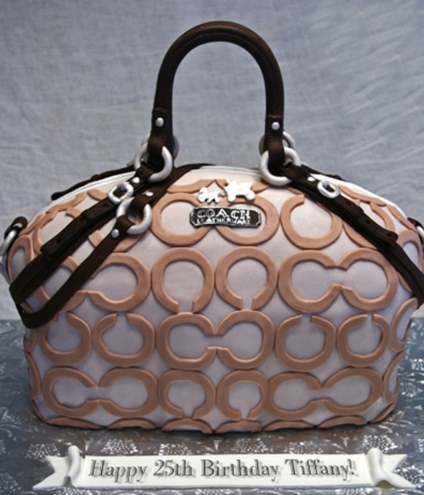 Top Purse Cakes Cakecentral