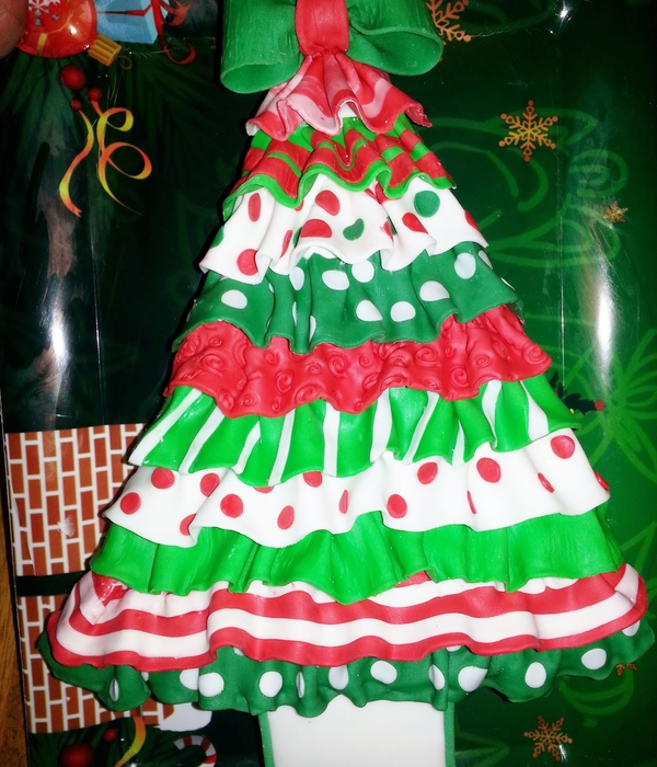 Ribbon Christmas Tree Tutorial By Sugared Lots Of Fun To...