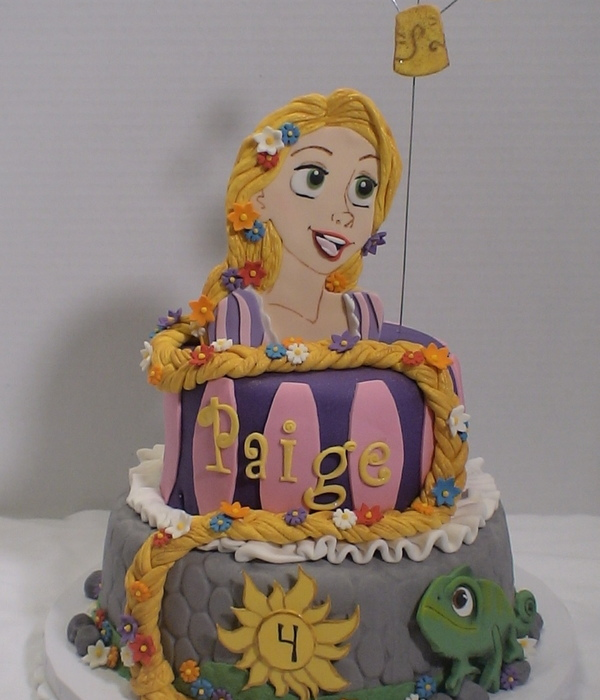 Top Tangled Cakes Photo Gallery CakeCentralcom