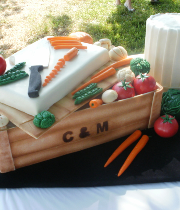 Ultimate Chef Cake