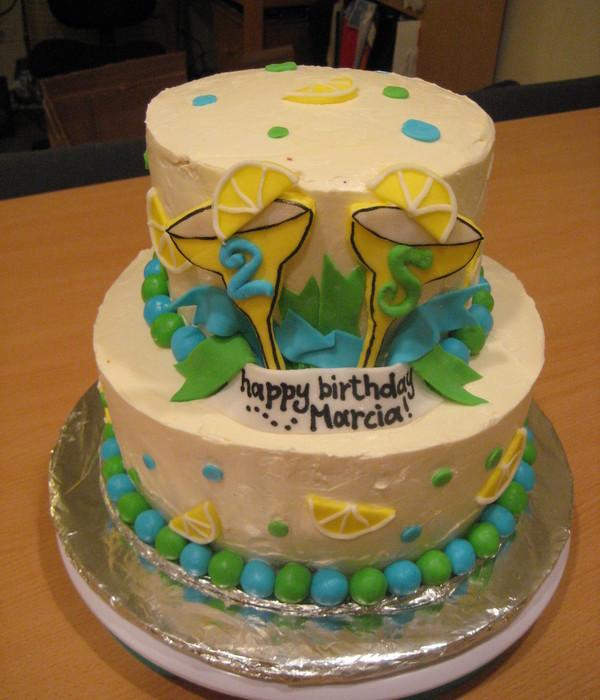 Drink Cake Decorating Photos