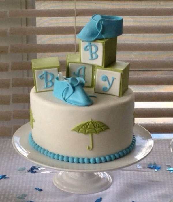 Simple Baby Shower