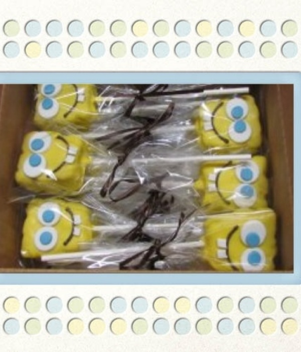 Spongebob Calepops For The Tutorial Go To...