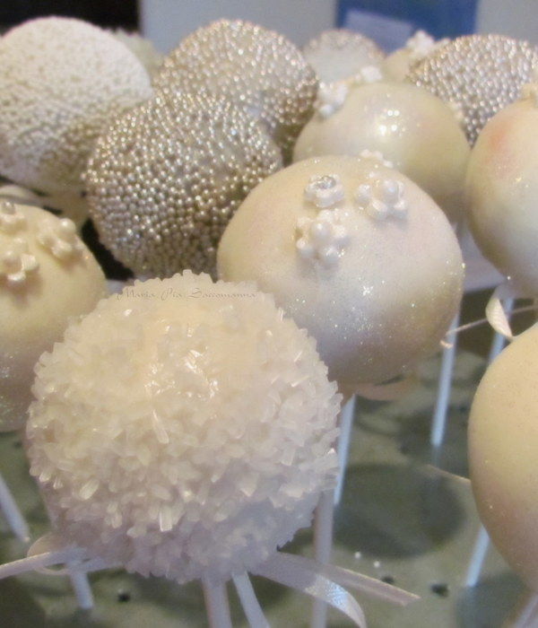 Wedding Cakepops