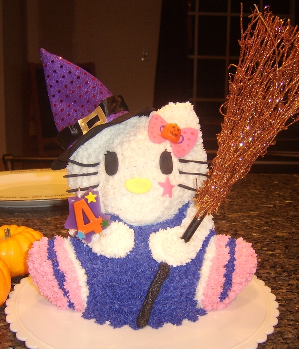 Halloween Hello Kitty