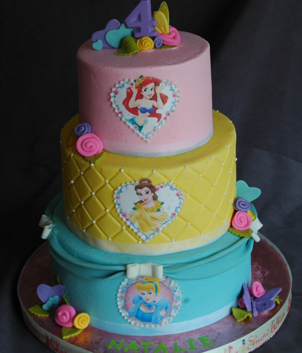 Top Disney Princess Cakes CakeCentralcom