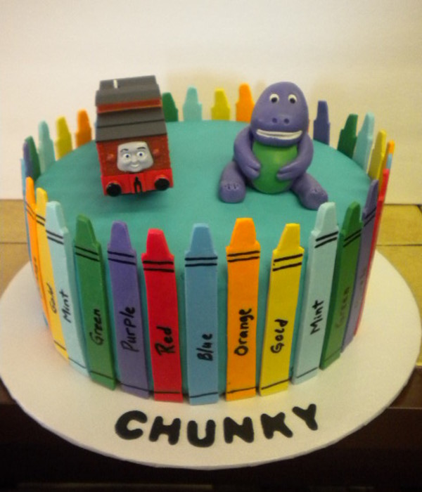 Top Crayon Cakes - CakeCentral.com