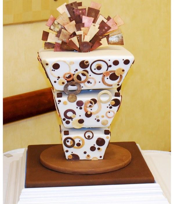 Deco Art Cake Mexicali : Top Art Deco Cakes - CakeCentral.com