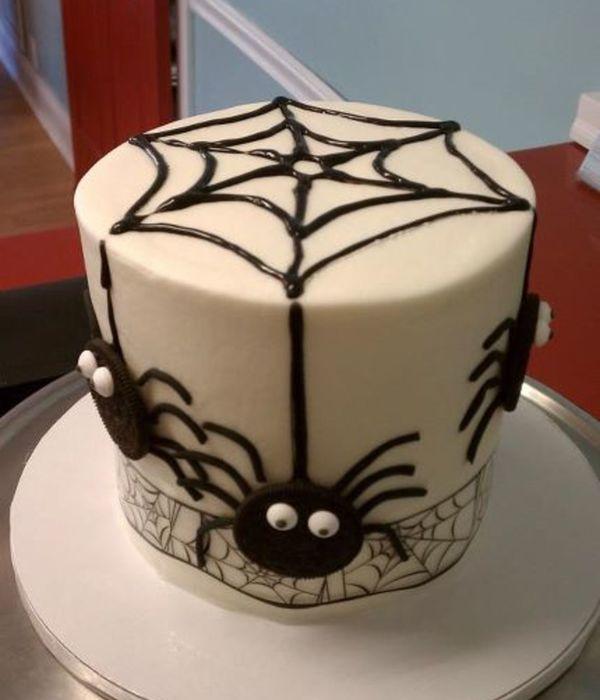 Creepy Crawly Spider Cakes Cakecentral Com