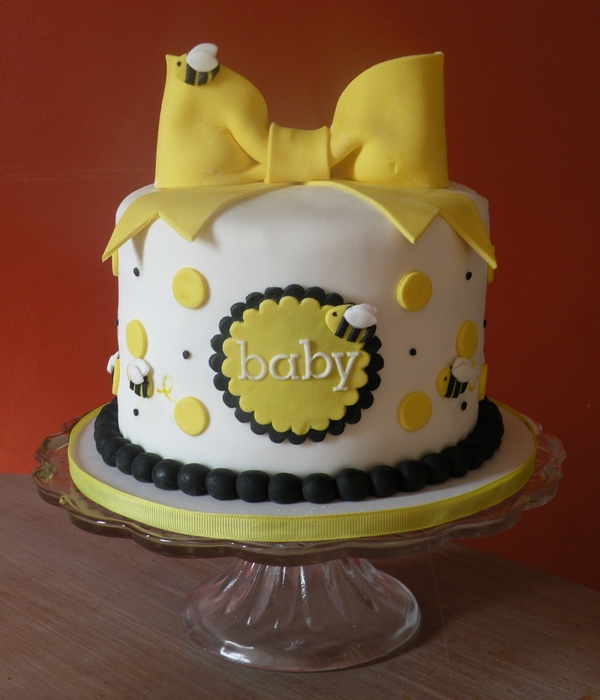 Bumblebee Baby Shower