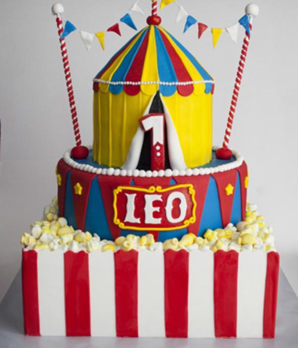 Top Carnival Cakes CakeCentralcom