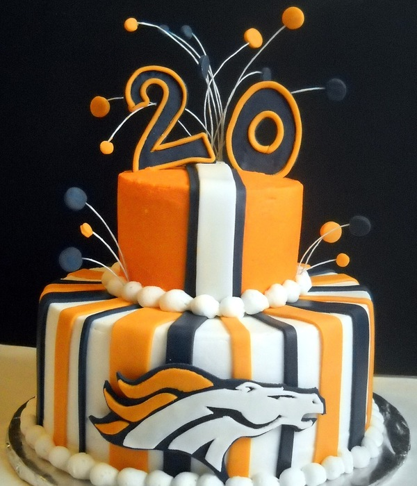 Denver Broncos Birthday