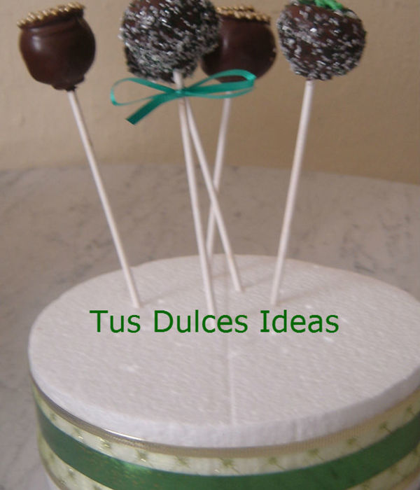 St Patricks Cakepops Im Not A Huge Fan Of Cakepops But I...