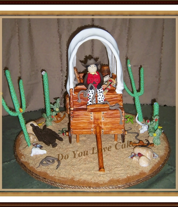 Original Cake Design By The Amazing Susan Carberry The...