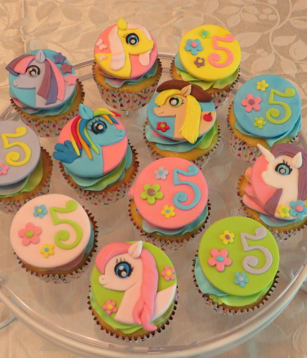 Top My Little Pony Cakes Cakecentral Com