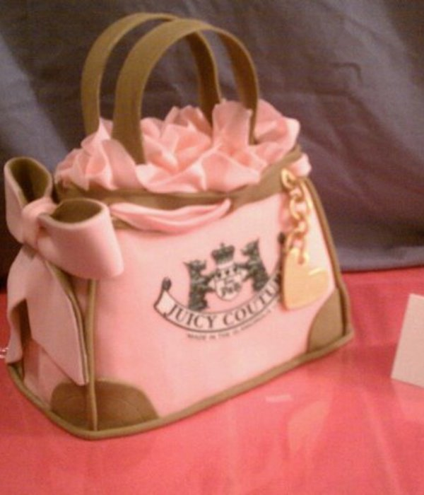 Juicy Purse Birthday Cake