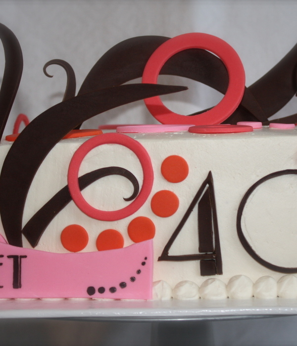 Janet's Art Deco Inspired 40Th!