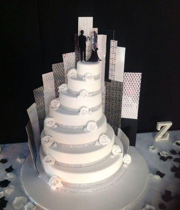 Top Art Deco Cakes - CakeCentral.com