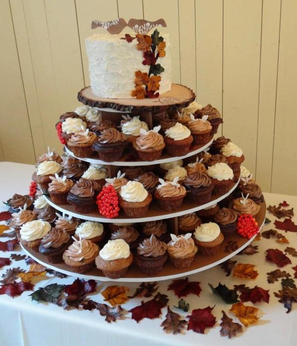 Autumn Cake Photos