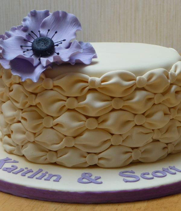 Billowing Cake