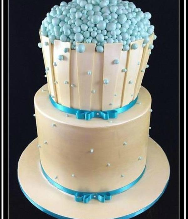 1282 Bubbles Cake Photos