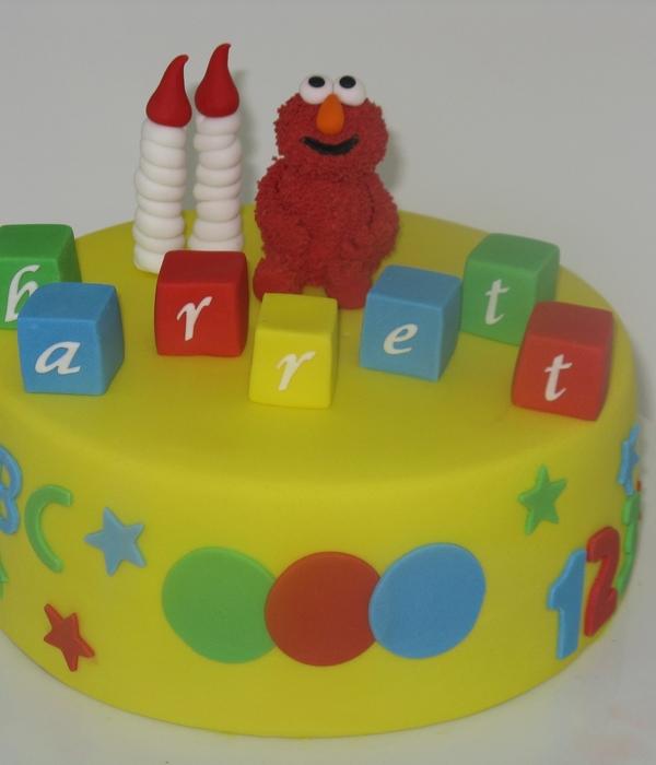 Candle Cake Decorating Photos