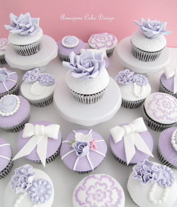 Top Wedding Cupcakes CakeCentralcom