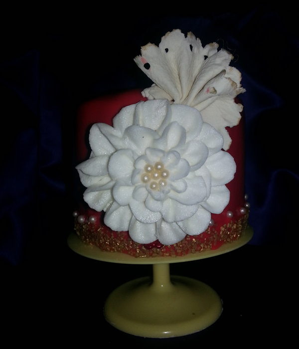 Buttercream Flower Iearn From Melissa At Mycakeschool And...