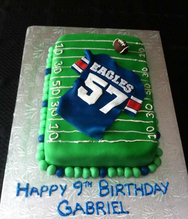 Top Football Cakes Cakecentral