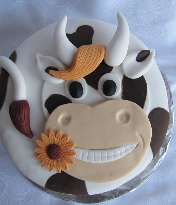 Top Farm Animal Cakes Cakecentral Com