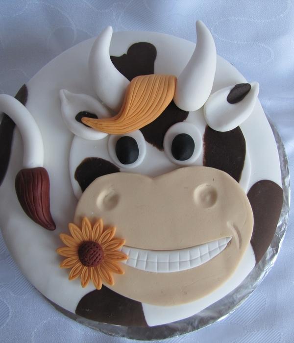 Top Farm Animal Cakes Cakecentral Com