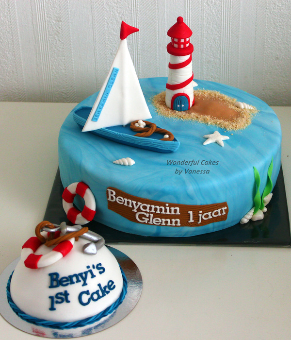 Top Lighthouse Cakes