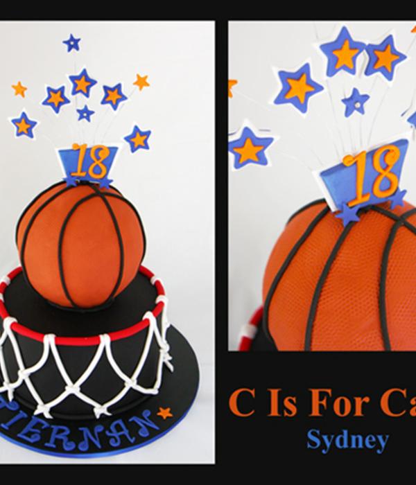 Top Basketball Cakes CakeCentralcom