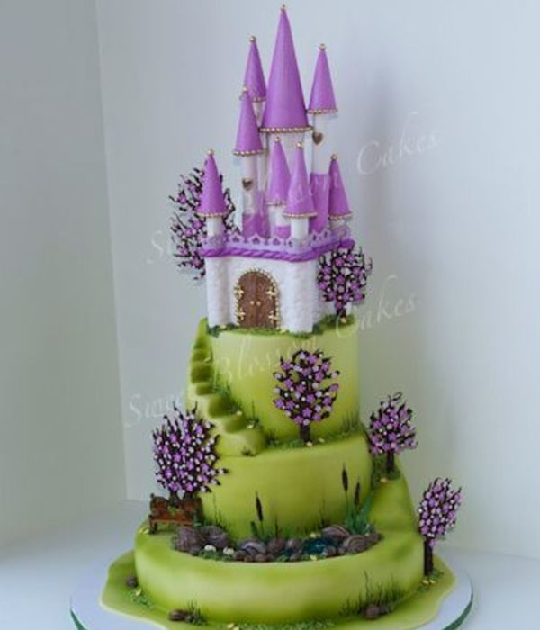 Castle Cake Made It For National Capital Area Cake Show Everything Edible