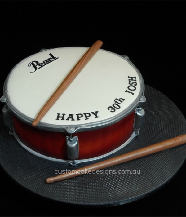 Открытка музыканту барабанщику