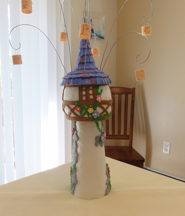 Tangled Tower And Cupcake Tower