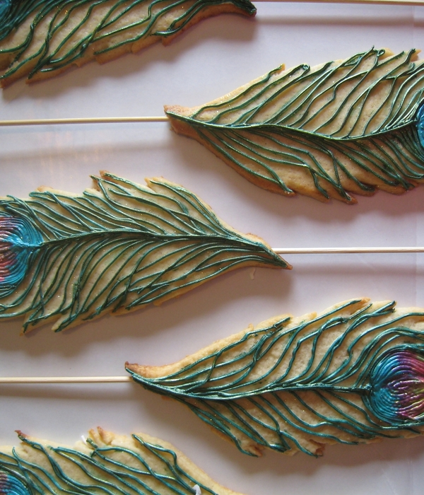 Peacock Feathers :)