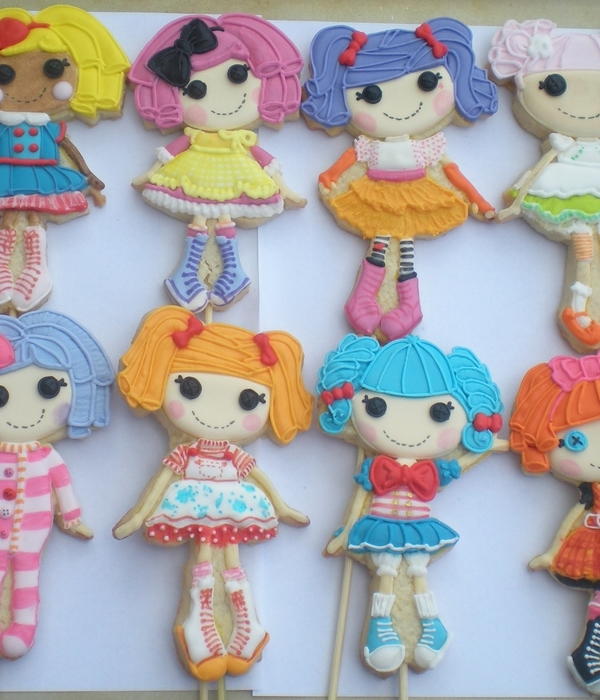 Lalaloopsy Ladies