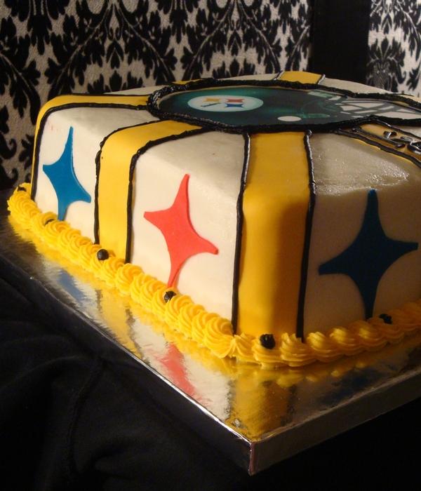 Nfl Cake Decorating Photos
