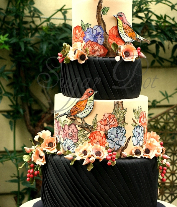 The Nature Of Love : Wedding Cake