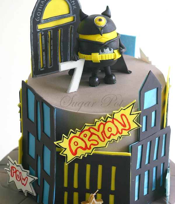 I Soon Found Out When Aryan And I Sat Down To Discuss His 7Th Birthday Cake That We Had Already Decided On The Design Of The Cake Mum H
