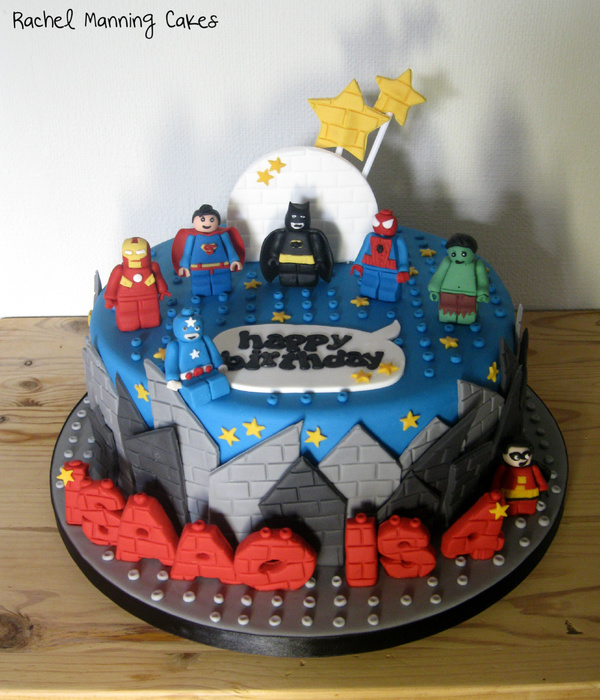 Top Lego Cakes Cakecentral