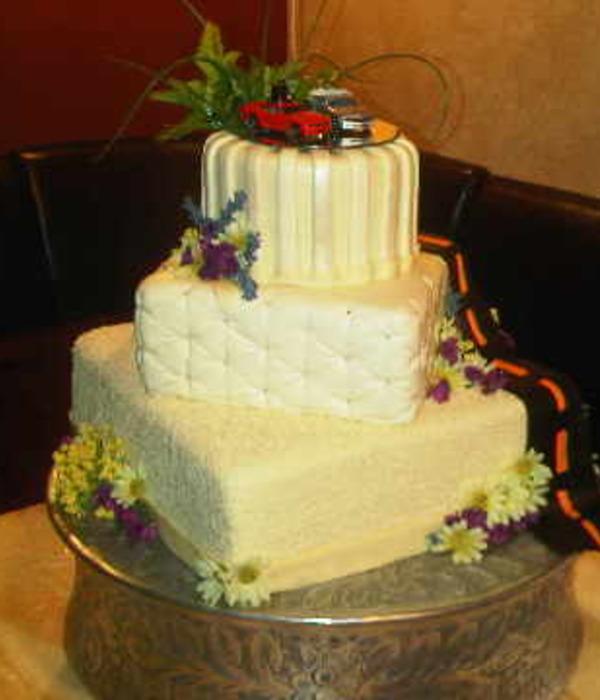 Quilting Cake Decorating Photos