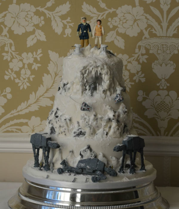 Star Wars Wedding Cake: Top Star Wars Cakes